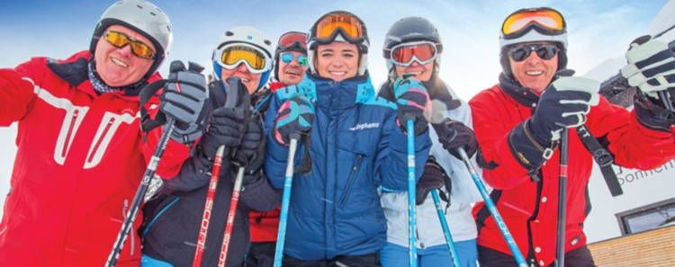 Tips For First-Time Skiers And The Best Resorts For Beginners