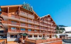 Chalet Hotel Alba, Meribel - Top 10 Chalet Hotels For Groups