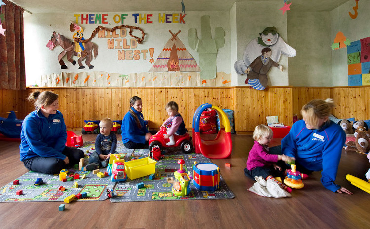 Top 10 Chalets with Childcare
