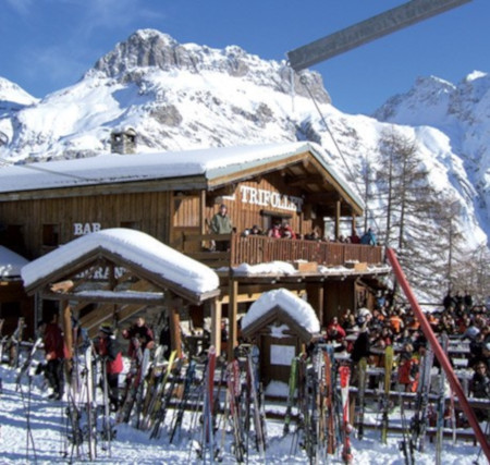 Top 5 Mountain and Après Restaurants in Val d'Isere