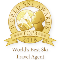 World Ski Awards - Worlds Best Travel Agent 2018