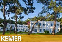 Club Med Kemer, Turkey