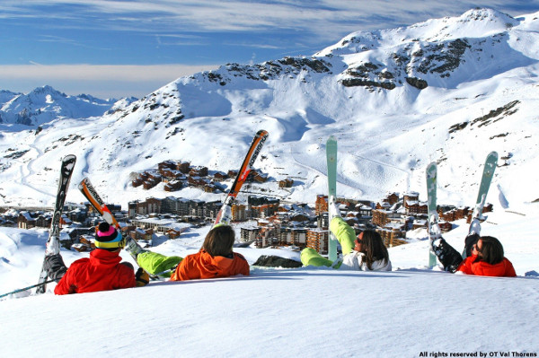 Ski Hotel Holidays in Val Thorens