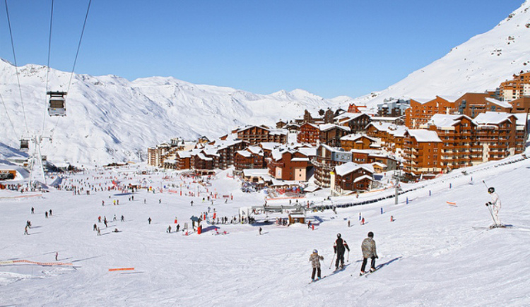 Val Thorens Ski Deals