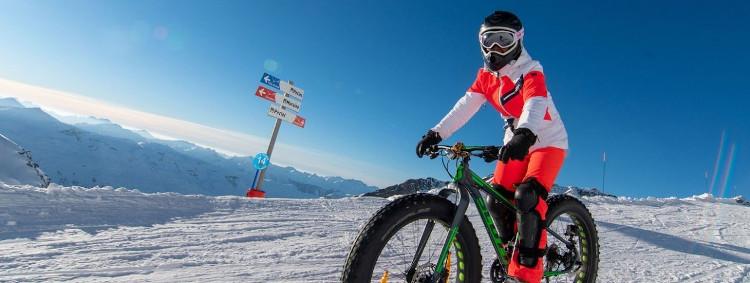 Val Thorens Ski Resort - Extreme Sports