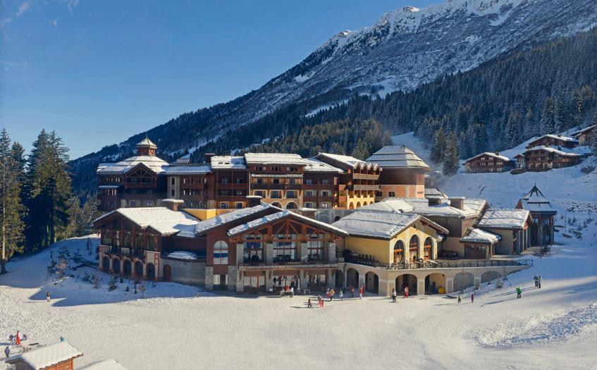 Club Med Valmorel - Top 10 All Inclusive Skiing Holidays