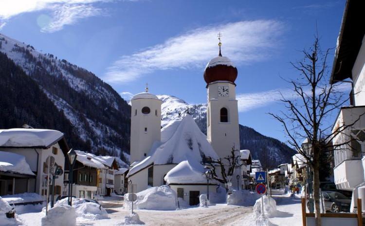 Why St Anton Should Be Your Next Ski Destination