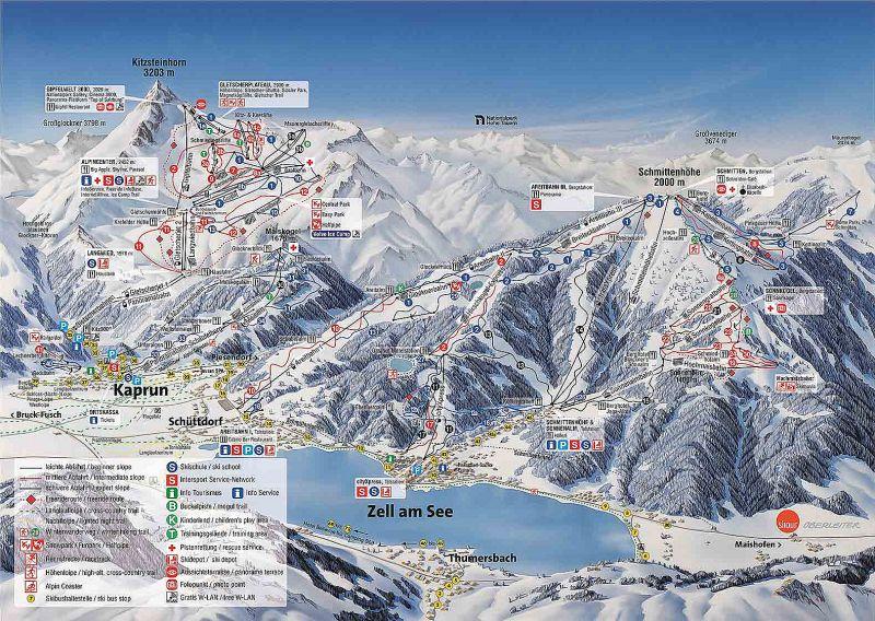 Pamporovo Piste Map Pdf