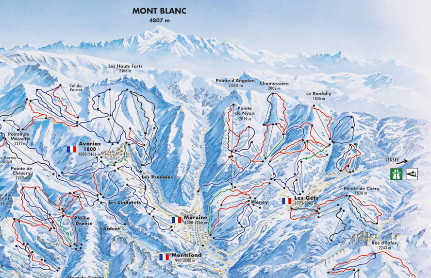 Click here to see our full list of properties in Avoriaz