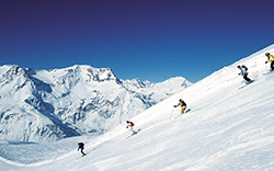 Ski Resorts for Intermediate Skiing