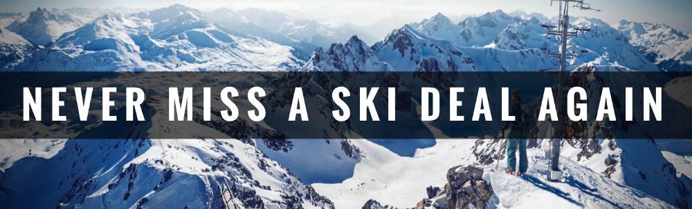 Ski Line Email Sign Up