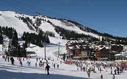 Ski Chalet Holidays Courchevel France
