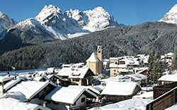 Catered Ski Chalet Holidays Italy