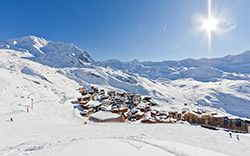 Ski Chalet Holidays Val Thorens France