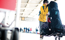 Ski Holidays from Local Airports