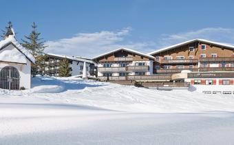 Ski Holiday Lech Hotel Sonnenburg