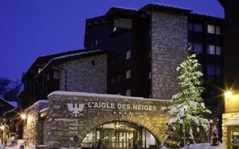 Ski Holiday Val dIsere Hotel L'Aigle des Neiges