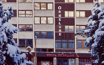 Ski Holiday Val dIsere Hotel Ormelune