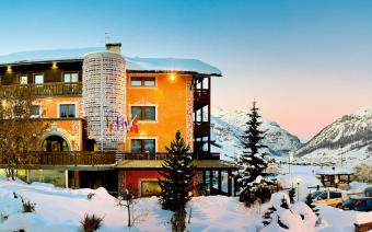 Ski Holiday Livigno Hotel Galli