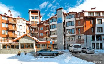 Ski Holiday Bansko Apartments Grand Montana