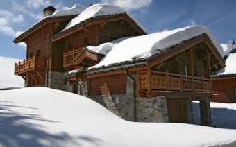 Ski Holiday Courchevel Chalet Aster