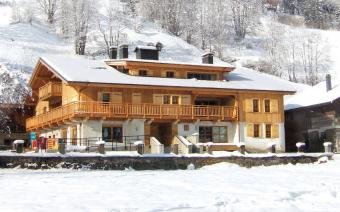 Ski Holiday Les Gets Chalet Aventine (Childcare)