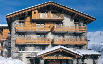 Ski Holiday La Rosiere Chalet Begonia (Childcare)