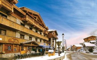 Ski Holiday Courchevel Chalet Cascades