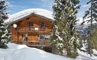 Ski Holiday Courchevel Chalet Chenus