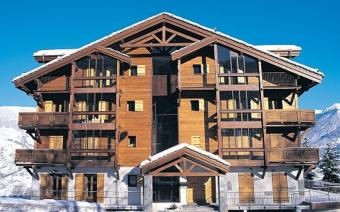 Ski Holiday Courchevel Chalet Cristal