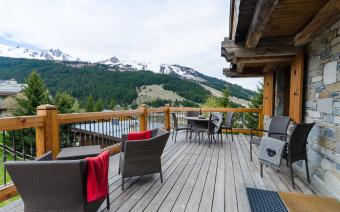 Ski Holiday Courchevel Chalet Eagles Nest