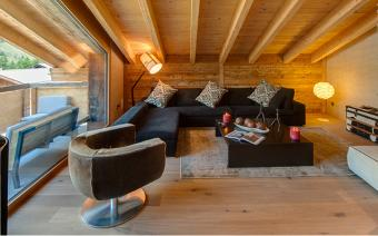 Ski Holiday Zermatt Chalet High 7 Penthouse (Catered)