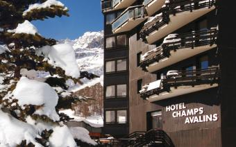 Ski Holiday Val dIsere Chalet Champs Avalins