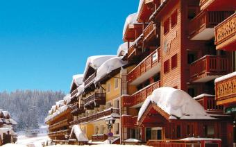Ski Holiday Courchevel Chalet Hotel Coq de Bruyere