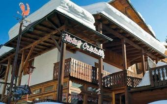 Ski Holiday Courmayeur Chalet Hotel Cristallo