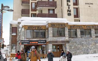 Ski Holiday Tignes Chalet Hotel Le Curling