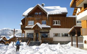 Ski Holiday Alpe d'Huez Chalet Hotel Le Mariandre (Childcare)