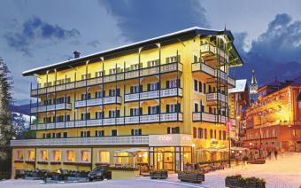 Ski Holiday Cortina Chalet Hotel Parc-Victoria