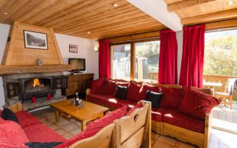 Ski Holiday Meribel Chalet La Cote