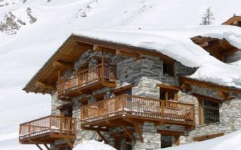 Ski Holiday Val dIsere Chalet La Couchire