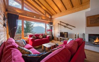 Ski Holiday Verbier Chalet Laineux