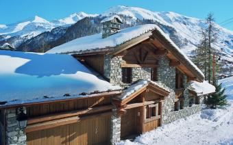 Ski Holiday Val dIsere Chalet Montana