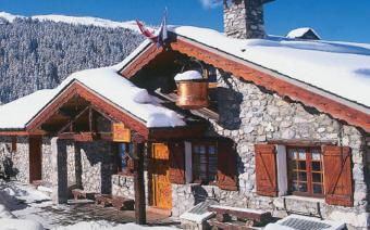 Ski Holiday Courchevel Chalet Mouria
