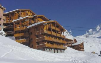 Ski Holiday Val Thorens Chalet Poire