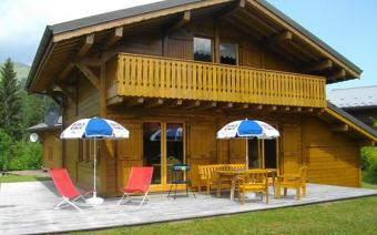 Ski Holiday Les Gets Chalet Renaissance