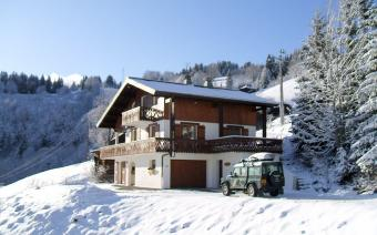 Ski Holiday Les Gets Chalet l'Argentiere