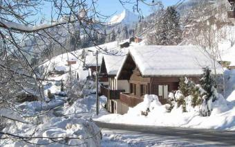 Ski Holiday Les Gets Chalet Intime
