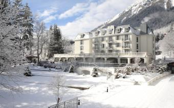 Club Med Chamonix Mont-Blanc, External