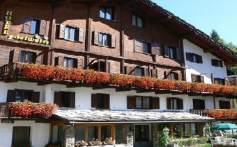 Ski Holiday Courmayeur Hotel Edelweiss