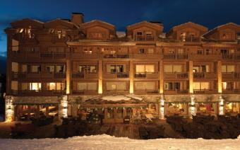 Ski Holiday Courchevel Hotel Portetta (double valley room)